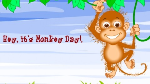 5 Amazing Monkey Day Images, Wallpapers, Photos For Facebook, WhatsApp