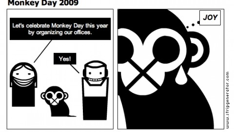 Happy Monkey Day 2014 Wallpapers, Images, Wishes For Pinterest, Instagram