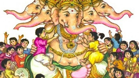 Happy Angaraki Chaturth 2014 HD Images, Wallpapers For WhatsApp, Facebook