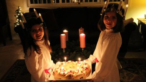 Happy Saint Lucy's Day 2014 HD Images, Greetings, Wallpapers Free Download