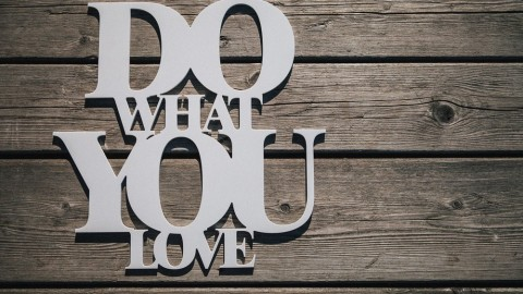 Do What You Love And Success Will Definitely Follow You!!!