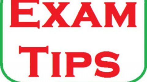 Exam Tips For Operations Research 2015