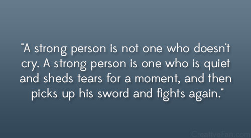 Why Should You Be A Mentally Strong Person In This World?
