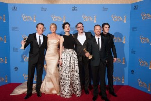 Golden Globe Award for Television
