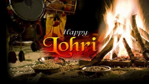 Lohri 2015 : Bonfire For The Longest Night Wishes, SMS, Messages Free Download
