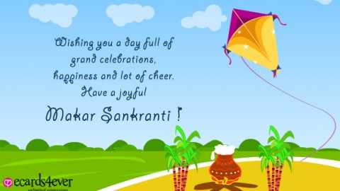 Makar Sankranti 2015: Makar Sankranti SMS messages, wishes quotes for loved ones