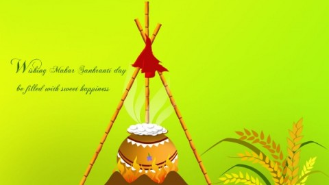 Happy Makar Sankranti 2015 Wishes, Messages, Images, SMS For WeChat, Hike