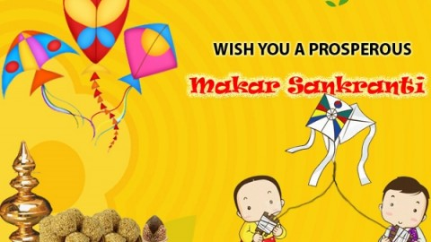 Happy Makar Sankranti 2015 Wishes Fb Whatsapp Status Images Free Download