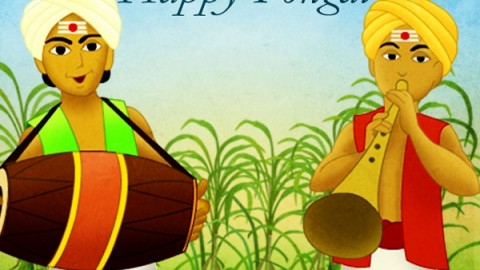 Advance Happy Pongal 2015 Images Tamil SMS, Wishes For Facebook, WhatsApp