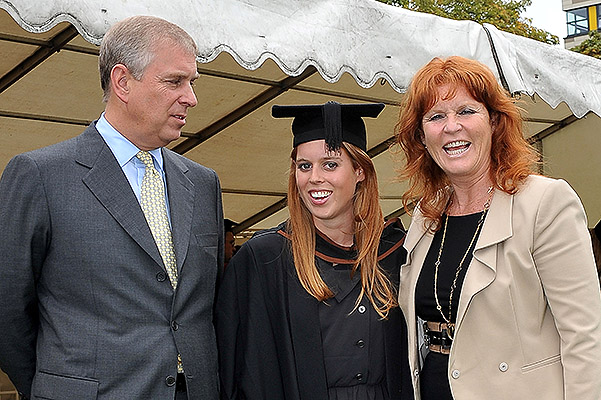 Sarah Ferguson and Prince Andrew are getting married again