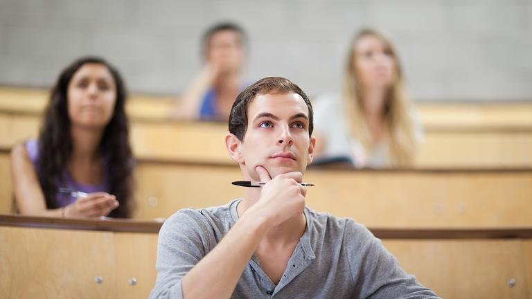attend lectures