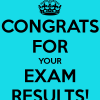 congrats-for-your-exam-results