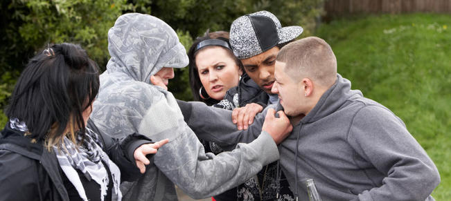 Stop The Violence : Know Why Young People Join Gangs?