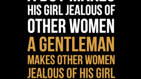 20 Things That Will Tell You If Your BF Is A True Gentleman