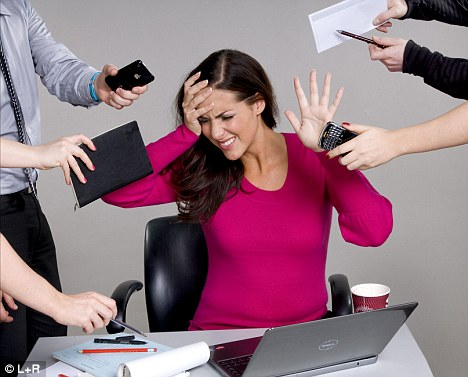 Why Do Women Suffer From Stress More Than Men?