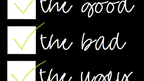LOVE : The Good, The Bad, The Ugly