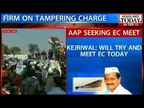 Will Kejriwal's Major Reason For Worry For The Elections Become An Unwanted Influence To You ?