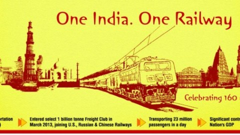Facts That Every Indian Should Know About His Nation's 150 Years Old Life-line – INDIAN RAILWAYS