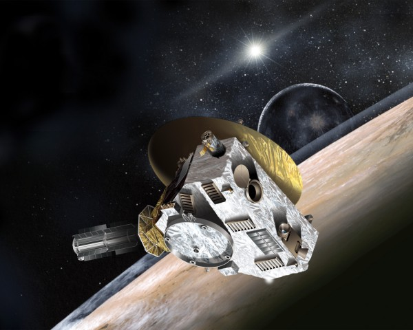 5 Awesome Facts That You Ought To Know About 'New Horizons'