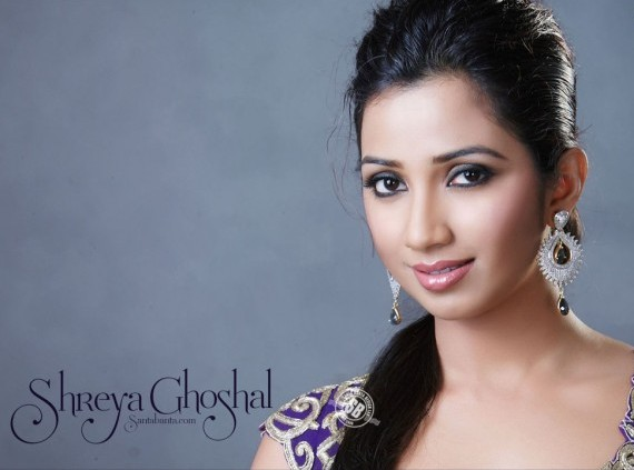 5 Interesting Facts That You Ought To Know About The Indian Playback Singer 'Shreya Ghoshal'