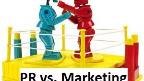 The Ultimate Difference Between Marketing And PR