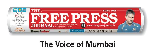 Free Press Journal - Print Partner of Academic Excellence Awards 2015