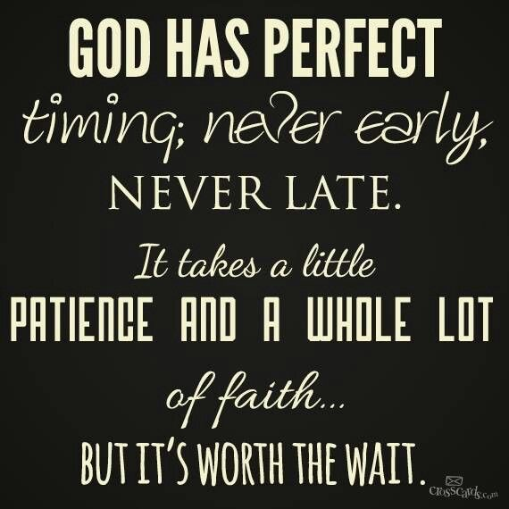 Do You Think It Is 'Worth' The Wait In Any Relation?