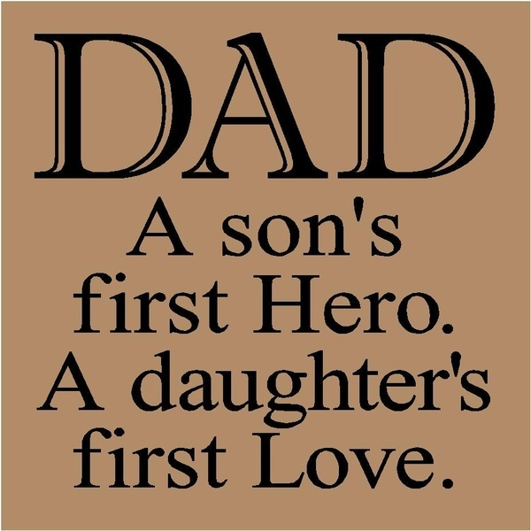 Happy Father's Day 2015 Quotes, Sayings & Cards For Facebook, WhatsApp