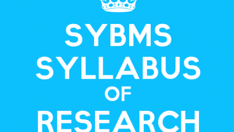 SYBMS Environmental Management & Economics Sem 3 Syllabus: Research Methods in Business