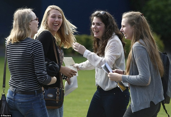 Reaction After Exam Results Images  (4)