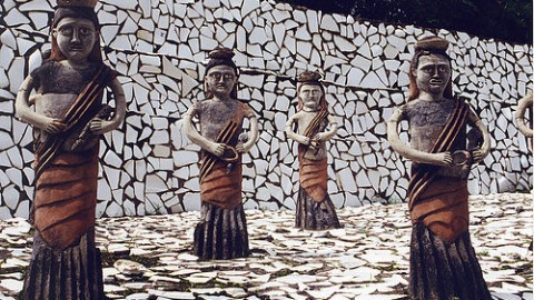 9 Things You Didn't Know About Nek Chand