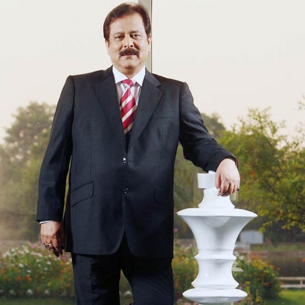 Subrata Roy, Chairman and Managing Worker of Sahara Group