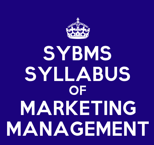 SYBMS Environmental Management & Economics Sem 3 Syllabus: Marketing Management