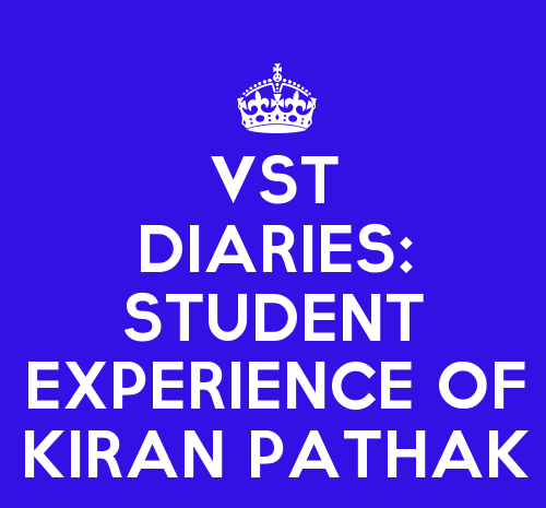 VST Diaries: The Story of Kiran M. Pathak, TYBMS Student of DTSS College