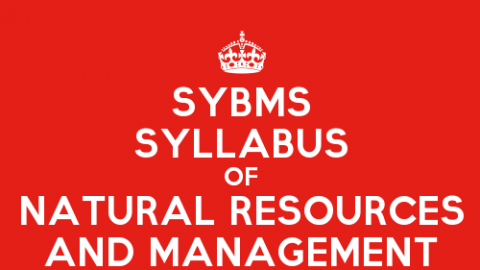 SYBMS Environmental Management & Economics Sem 3 Syllabus: Natural Resources and Management