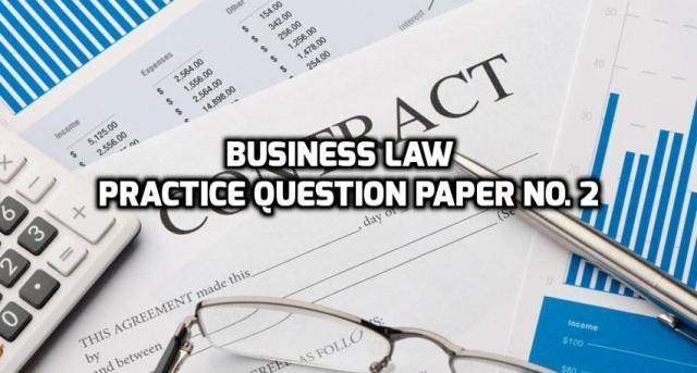 Business law research paper