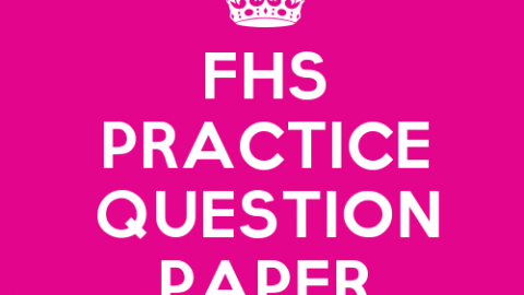 Foundation of Human Skills Practice Question Paper Set 6