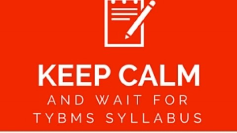 Revised TYBMS Syllabus 2016 – When, What, How?