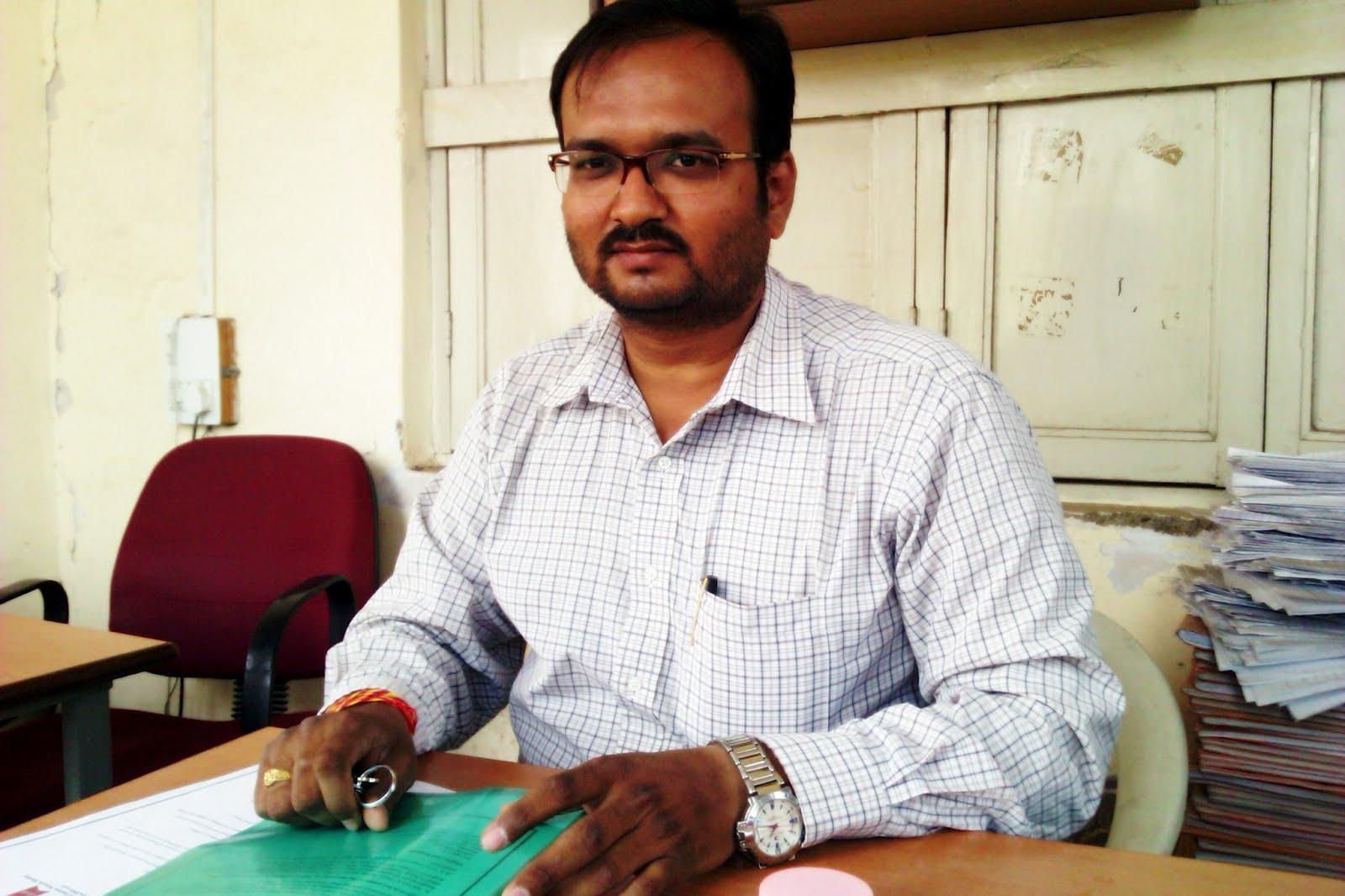 Interview with Prof. Sujeet Singh, BMS Coordinator, K.M. Agrawal College