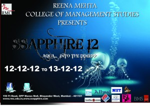 Ssapphire 2012 Events