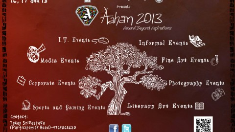 Aahan 2013 – Ascend Beyond Aspirations