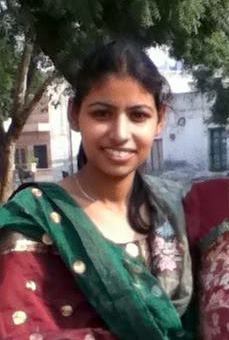 """Never give up. Great things take time!!"" says Naina Duggad, Tilak College TYBMS Topper 2013"