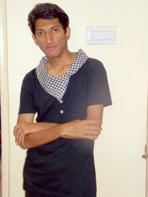 """""""Work Hard sincerely for the first 25 years of life & you will enjoy the rest 50 years"""" says Varun Kulkarni, K.V. Pendharkar TYBMS Topper 2013"""