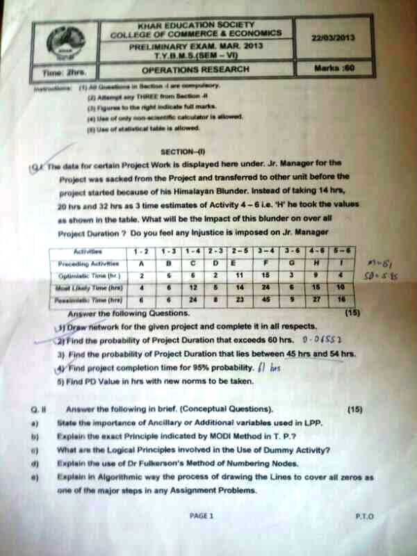 Prelims Papers 2013 - KES College