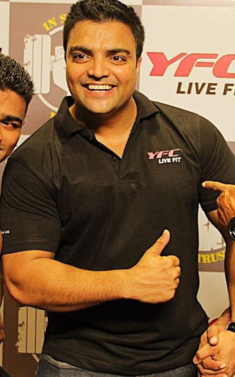 Interview with Rizwan Sayed, Director, Your Fitness Club Pvt. Ltd.