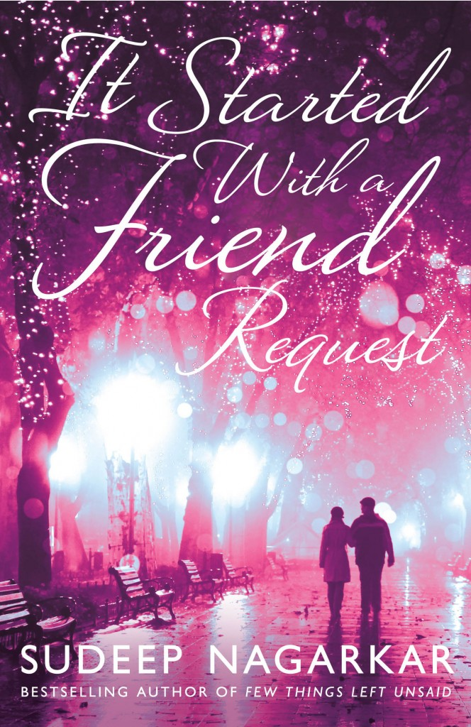 BMSTalks with 'It Started With A Friend Request' Author, Mr. Sudeep Nagarkar