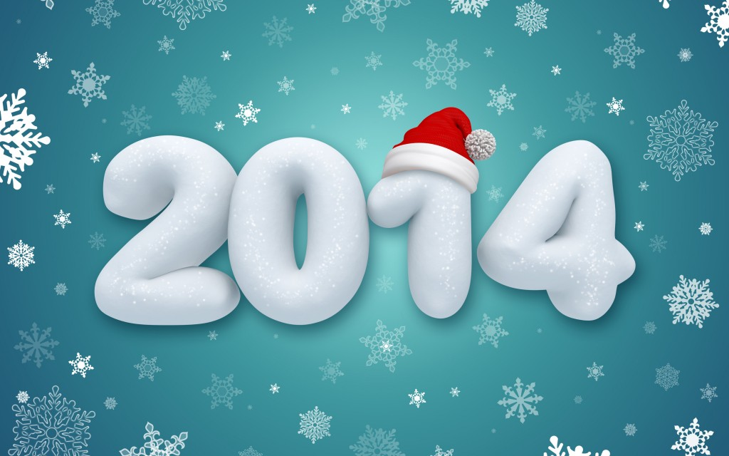 24 Most Creative New Year 2014 Images for Whatsapp and BBM