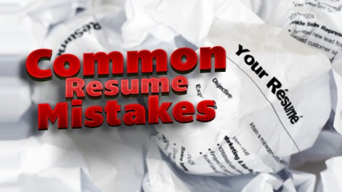 Top 16 Outrageous Resume Mistakes That Will Destroy Your Candidacy