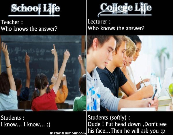 5 Most Hilarious Jokes on College Life
