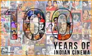 100 years of Indian Cinema.